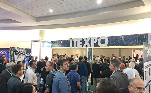 美国通讯通信展览会ITEXPO