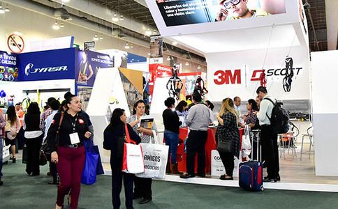 墨西哥工业安全劳保展览会ExpoSeguridad