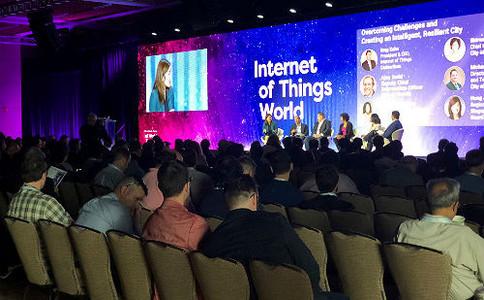美国世界物联网大会IoT World