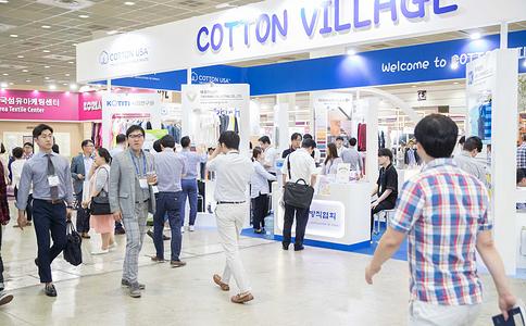 韓國首爾紡織服裝及面輔料展覽會Preview in Seoul