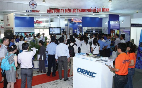 越南胡志明电力设备及技术展览会Vietnam ETE