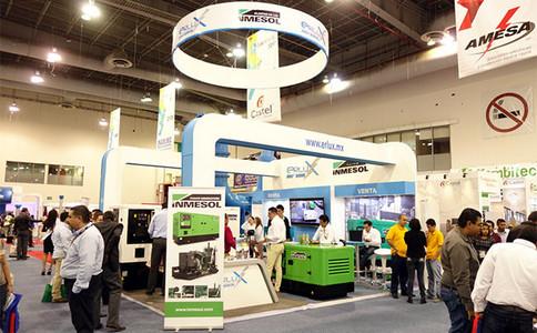 墨西哥电力照明展览会Expo Electrica