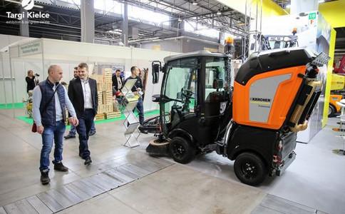 波蘭凱爾采環保及循環利用展覽會Eko Tech
