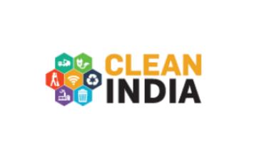 印度新德里清洁展览会Clean India