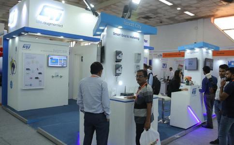 印度新德里太阳能展览会Solar India