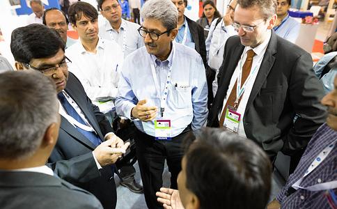 印度新德里输配电展览会Distribu Tech India