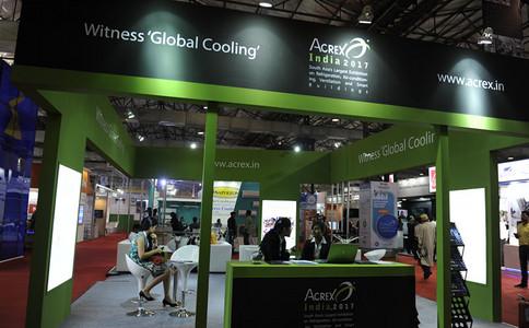 印度暖通及制冷展覽會Acrex India