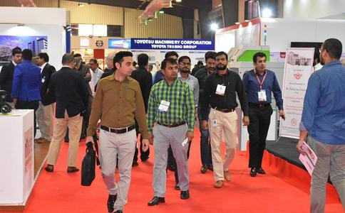 巴基斯坦拉合爾紡織及服裝機械展覽會IGATEX