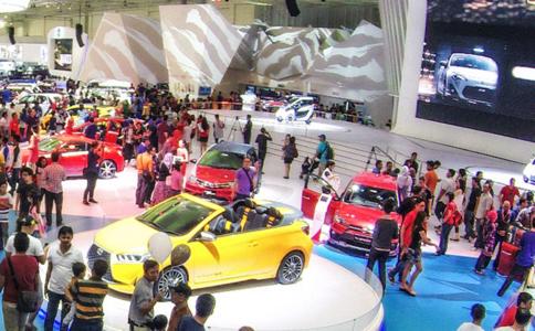印尼雅加达商用车展览会GIIAS