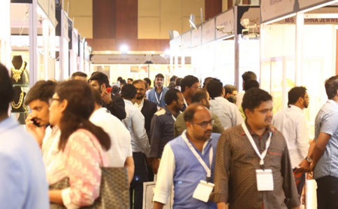 印度海德拉巴珠宝展览会JEWELLERY GEM