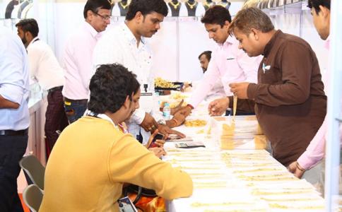 印度海德拉巴珠寶展覽會JEWELLERY GEM