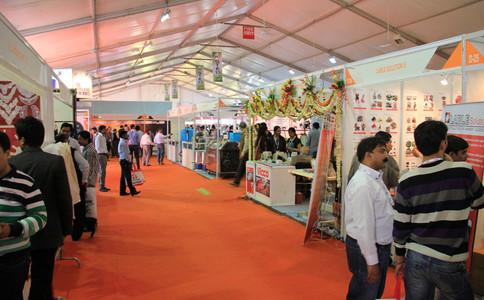 印度新德里紡織機械及面輔料展覽會GTE