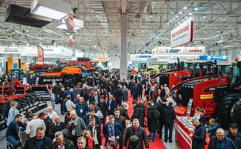 俄罗斯克拉斯诺达尔农业机械展览会YUGAGRO