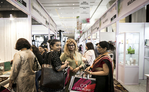 印度孟买美容原料展览会PCIL