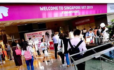 新加坡兽医展览会Singapore VET Show