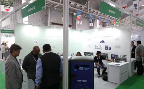 印度孟买废弃物处理及回收技术环保展Waste Expo Inida