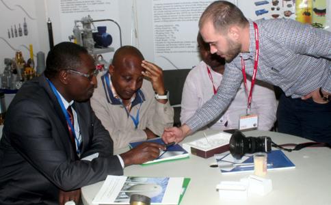肯尼亚内罗毕石油天然气展览会Oil & Gas Africa