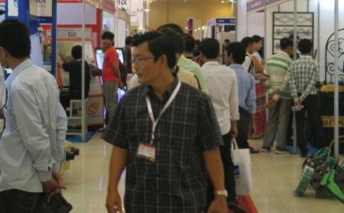 柬埔寨金邊暖通制冷展覽會CIVAR