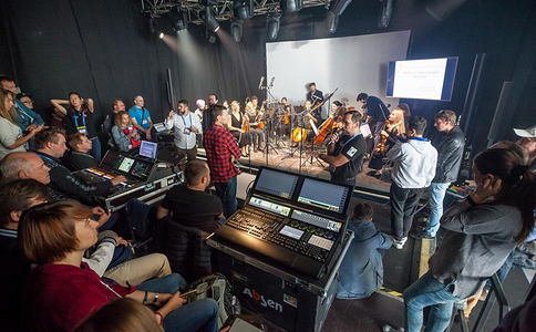 俄罗斯莫斯科灯光舞台展览会Prolight+Sound