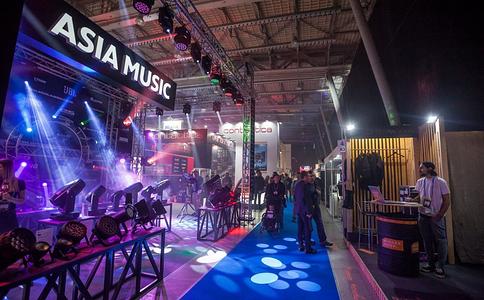 俄罗斯莫斯科灯光舞台优德88Prolight+Sound