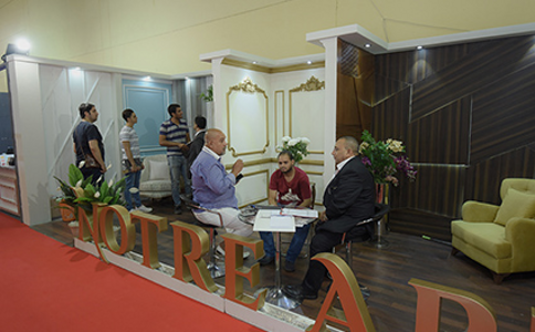 埃及開羅墻面及地面材料展覽會Wall and Floor Expo