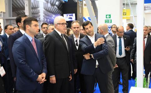 阿塞拜疆巴庫建材展覽會Baku Build