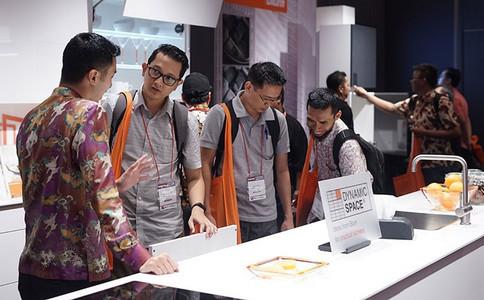 印尼雅加達廚房衛浴展覽會Kitchen Bathroom Indonesia
