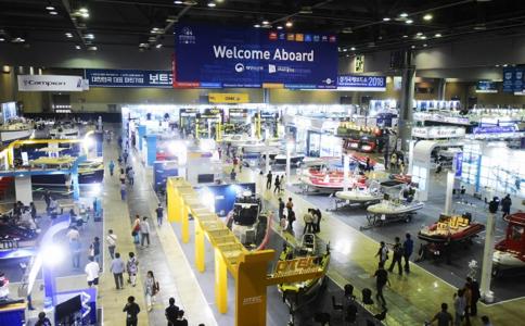 韓國首爾游艇展覽會KIBS
