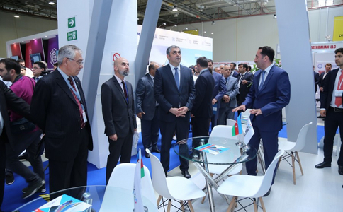 阿塞拜疆巴庫道路交通展覽會Road Traffic