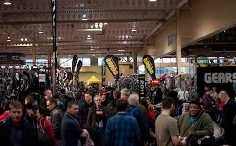 加拿大多倫多自行車及電動車展覽會Bicycle Show Toronto