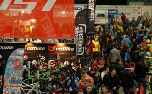 烏克蘭基輔自行車展覽會Bike Expo