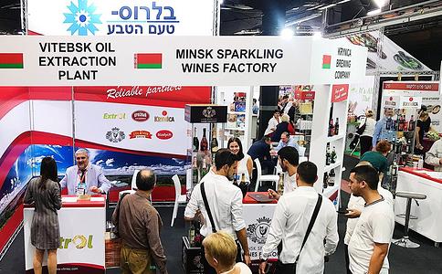 以色列特拉維夫食品飲料展覽會Israfood
