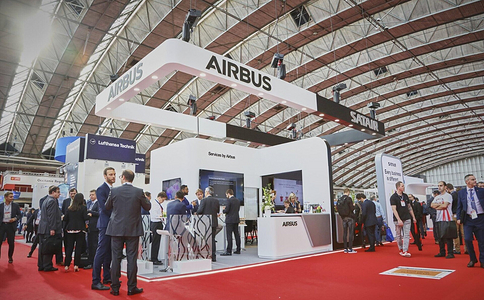西班牙巴塞羅那航空展覽會MRO Europe