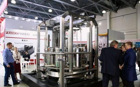 俄羅斯莫斯科乳制品展覽會Dairy Tech