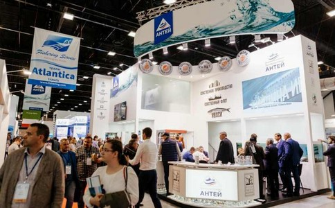 俄羅斯莫斯科水產及漁業展覽會Aqua Pro Expo