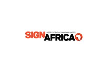 南非约翰内斯堡广告标识展览会Sign Africa