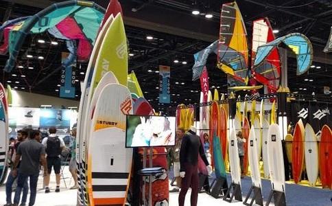 美国奥兰多沙滩及水上运动用品展览会春季Surf Expo