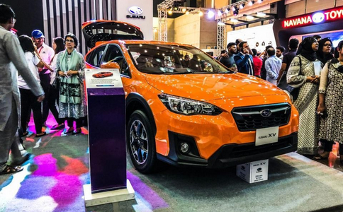 孟加拉达卡商用车展览会Commercial Auto Show