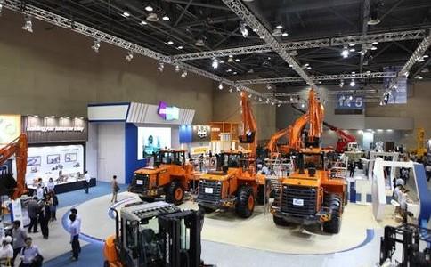 韓國首爾工程機械展覽會Conex Korea