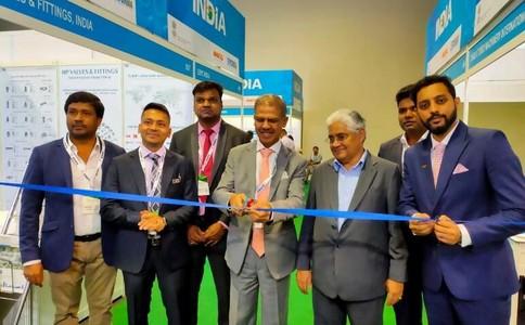 印度新德里公共事業及表計展覽會Indian Utility Week