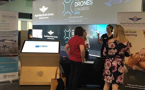 澳大利亚布里斯班无人机展览会World of Drones & Robotics