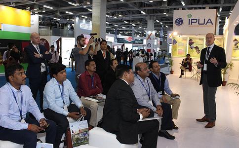 印度大諾伊達聚氨酯展覽會PU TECH