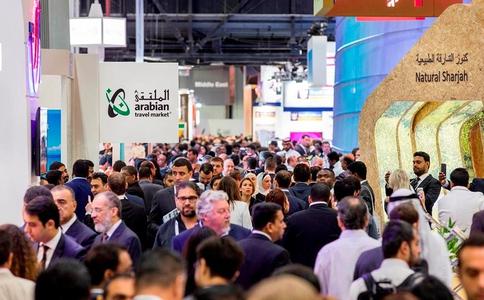 阿聯酋迪拜旅游展覽會ATM