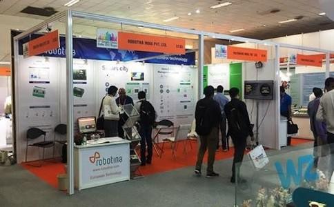 印度新德里智慧城市展覽會Smart Cities India
