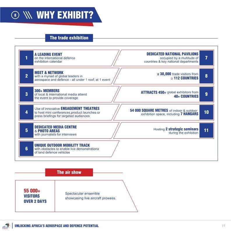 南非開普敦航空及國防展覽會AAD