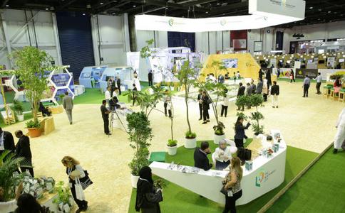 阿聯酋迪拜智慧城市展覽會Future Cities Show