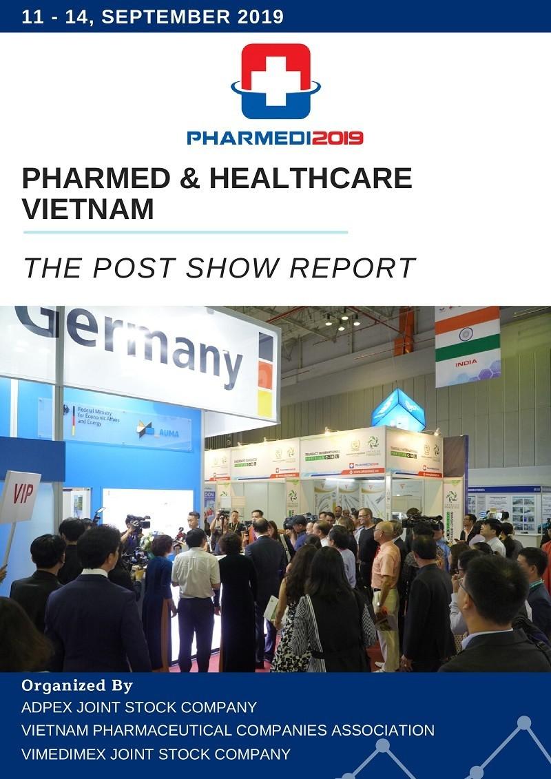 越南胡志明醫療用品展覽會Pharmed Vietnam