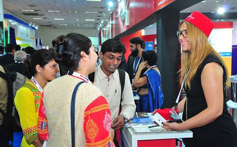 印度新德里旅游展覽會SATTE