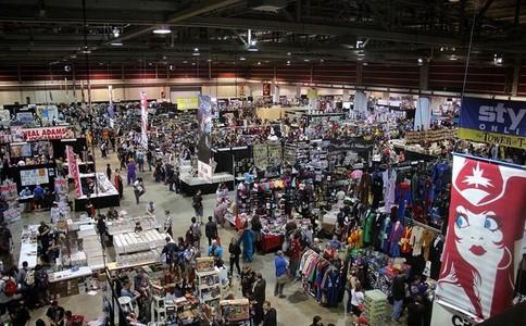 加拿大卡尔加里动漫展览会Calgary Expo