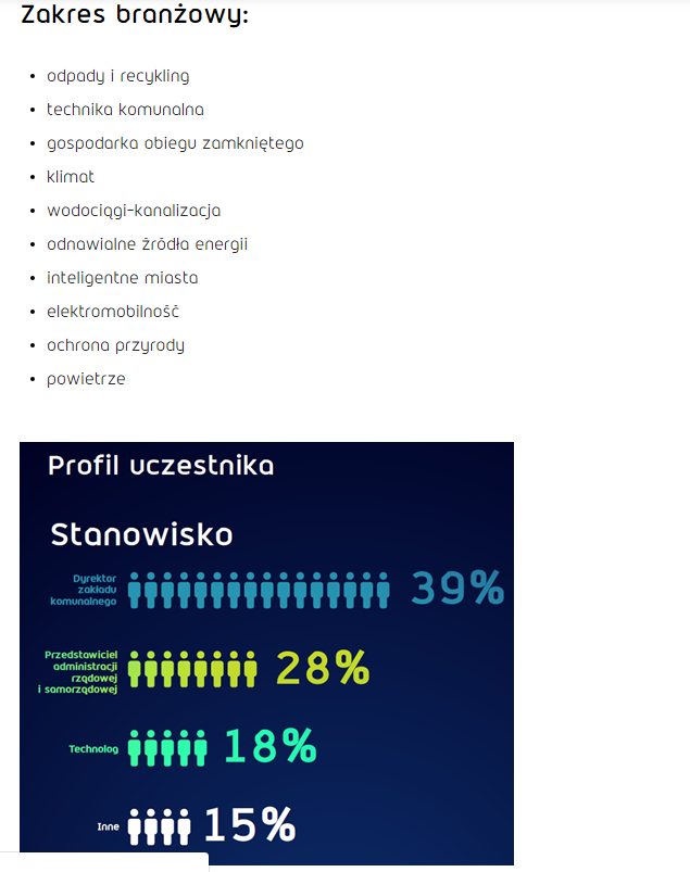 波蘭波茲南環保展覽會Poleco System